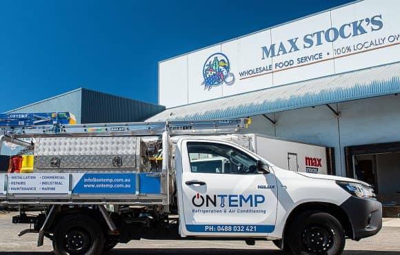 Max Stocks Refrigeration